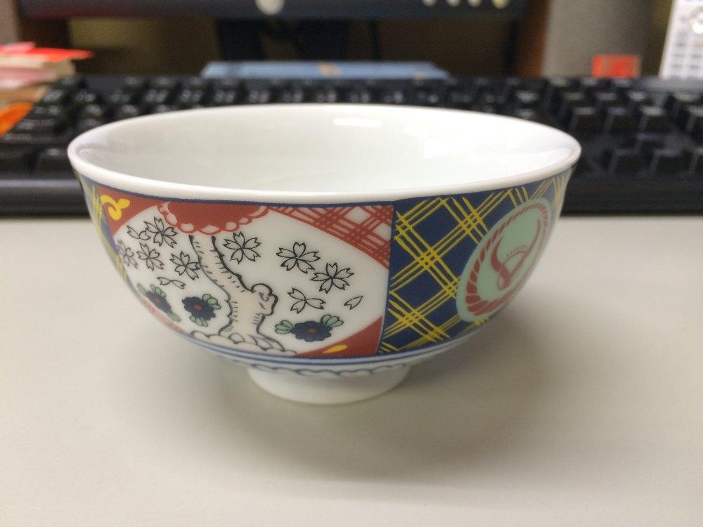 吉野家スタンプキャンペーン茶碗3