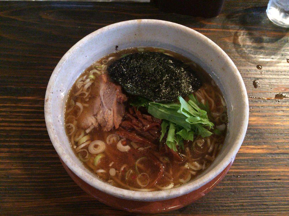秋刀魚ラーメン生粋