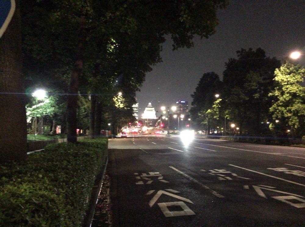 waytothe神宮球場from神田