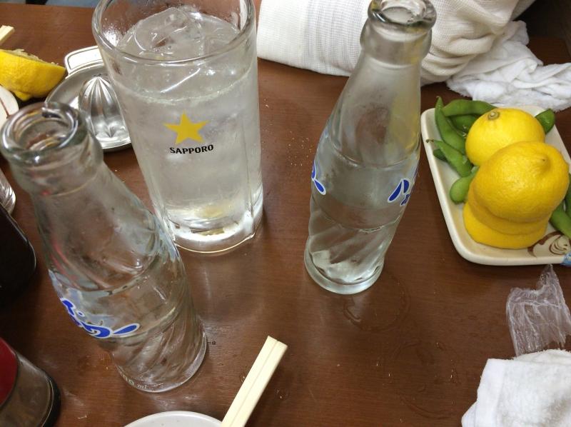 名物レモンサワー